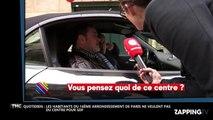 Quotidien: Les réactions chocs des habitants du 16 arrondissement sur le futur centre pour SDF (Vidéo)