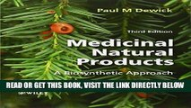 [FREE] EBOOK Medicinal Natural Products: A Biosynthetic Approach BEST COLLECTION