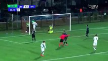 Luca Zidane scored stupid own goal in UEGA Youth League match vs Legia Warszawa  02112016