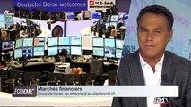 Marchés financiers : les Bourses sans inspiration, en attendant la Fed et les élections US