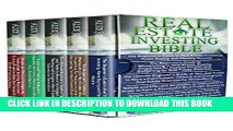 [Free Read] Real Estate Investing Bible: 5 Manuscripts- Beginner s Guide to Real Estate Investing+