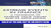 [Free Read] Extreme Events in Finance: A Handbook of Extreme Value Theory and its Applications