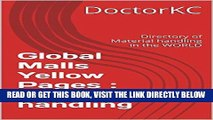 [Free Read] Global Malls Yellow Pages : Material handling: Directory of Material handling in the