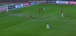 هدف  السعودية الرابع  على ايران~ ايران 2-4  السعودية ~  نصف  نهائي كاس اسيا للشباب تحت سن 19 سنة