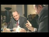 Jacques Chirac Humour cinglant 1996