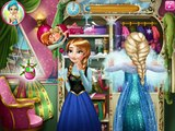 Frozen Fasnion Rivals Disney Princess Anna and Elsa Girls Games hd Baby Video