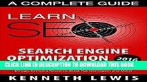 [READ] EBOOK SEO 2016: Search Engine Optimization: Learn Search Engine Optimization: A Complete