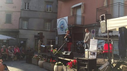 BERCETO - L'esame del Carabiniere