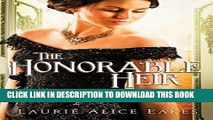 Ebook The Honorable Heir Free Read