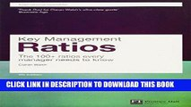 Ebook Key Management Ratios (4th Edition) (Financial Times Series) Free Read