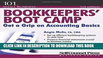 Best Seller Bookkeepers  Boot Camp: Get a Grip on Accounting Basics (101 for Small Business) Free