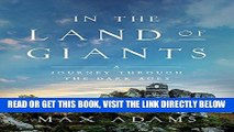 [READ] EBOOK In the Land of Giants: A Journey Through the Dark Ages BEST COLLECTION