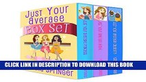 Ebook Just Your Average Box Set (Just Your Average Princess, Just Your Average Geek,   Just Your