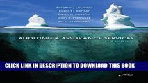 Ebook Auditing   Assurance Services, 5th Edition (Auditing and Assurance Services) Free Read