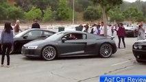 Audi R8 V10 Plus Auto Show And Test Drive  part3