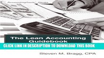 Best Seller The Lean Accounting Guidebook: Second Edition: How to Create a World-Class Accounting