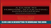 Best Seller A Guide to Forensic Accounting Investigation Free Read