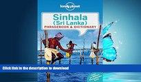 READ ONLINE Lonely Planet Sinhala (Sri Lanka) Phrasebook   Dictionary (Lonely Planet Phrasebook