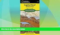 Big Deals  Capitol Reef National Park (National Geographic Trails Illustrated Map)  Best Seller