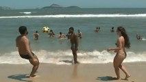 Rio de Janeiro registra sensação térmica de quase 50 graus