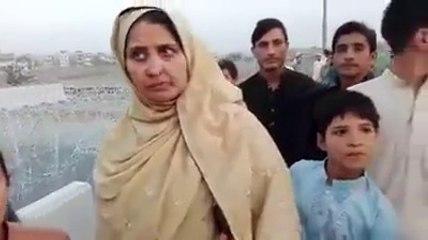 Women Blast On Nawaz Sharif