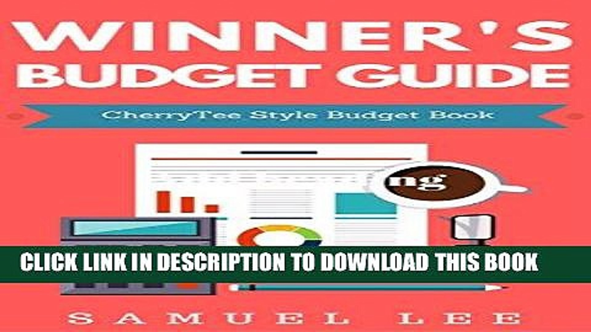 [New] Ebook How To Budget: Winner s Budget Guide CherryTree Style(how to budget money,budgeting