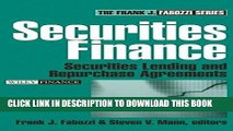 [PDF] Securities Finance: Securities Lending and Repurchase Agreements [Full Ebook]