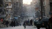 Síria: ativistas afirmam que os rebeldes estão a sofrer ataques aéreos da Rússia e tropas governamentais