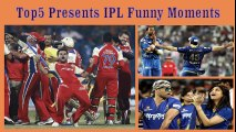 IPL Funny Cricket Moments - Amazing Cricket Moments video, the best ever