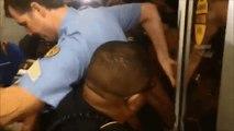 Protesters Scuffle With Police in Attempt to Barge Into Louisiana Senate Debate Venue