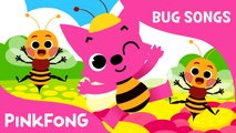 Bugs, Bugs, Bugs | Bug Songs | PINKFONG Songs for Children