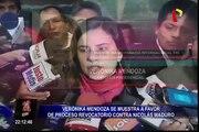 Verónika Mendoza se muestra a favor de proceso revocatorio contra Nicolás Maduro