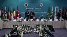 Türkiye-Afrika Ekonomi ve Iş Forumu - Ekonomi Bakanı Nihat Zeybekci