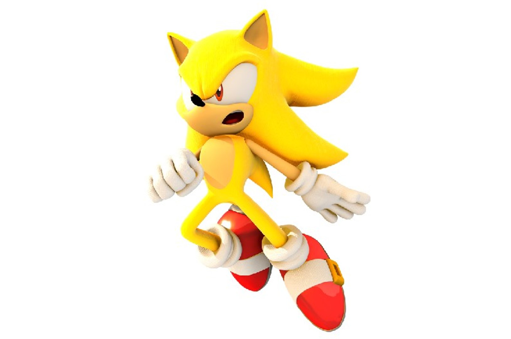 How To Draw Super Sonic The Hedgehog Video Dailymotion