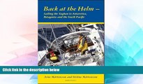 READ FULL  Back at the helm - sailing the Yaghan to Antarctica, Patagonia and the South Pacific