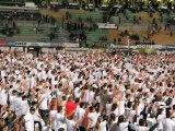4.028 personnes participent à un haka à Brive