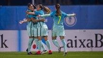 [HIGHLIGHTS] FUTBOL FEM (Lliga): RCD Espanyol - FC Barcelona (1-6)