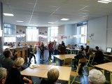Chorale des élèves de sixième du collège Philippe Grenier de Pontarlier