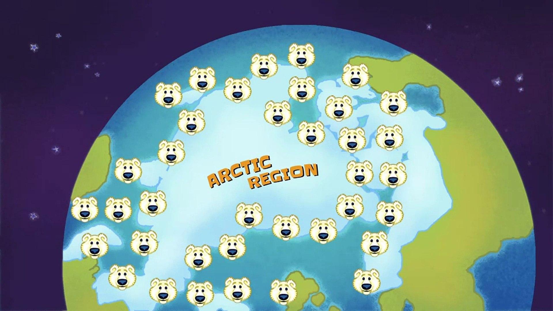 Discovery Education Kids - Polar Bears Rescue 2016-Jsr0s-0mQJY