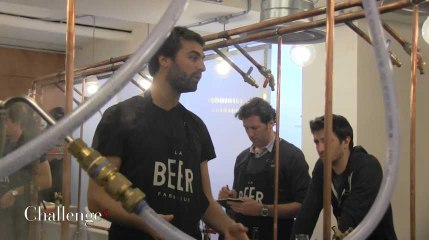 Avec La Beer Fabrique: apprenez à brasser votre propre bière à Paris