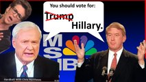 Chris Matthews Supports Trump? Lying Media, The Libertarian Party is Stupid, Hillary Clinton Mutiny?