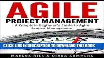 Best Seller Agile Project Management, A Complete Beginner s Guide To Agile Project Management!