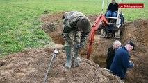 Plougasnou (29). Des fouilles sur les traces de David Stein