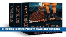 Best Seller Three book Witch Cozy Mystery Boxset - Witches of Hemlock Cove: Halloween Mystery Cozy