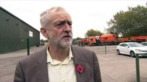 Jeremy Corbyn reacts to Brexit challenge High Court judgment