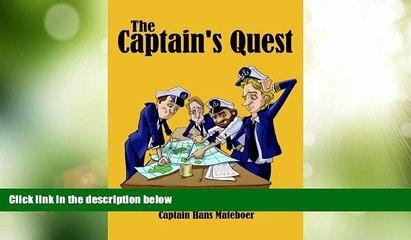 Big Deals  The Captain s Quest  Full Read Most Wanted