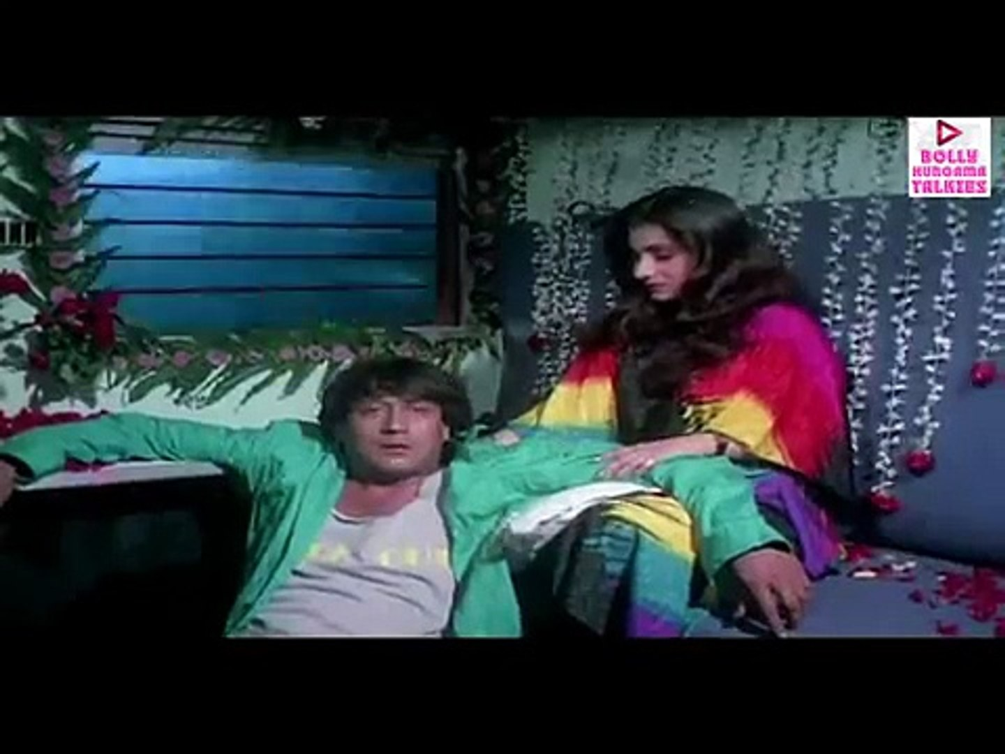 Jackie Shroff, Dimple Kapadia Best Comedy Scene | Bollywood Movie Scenes