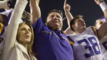 Ed Orgeron's Future at LSU