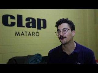 Gira Menú Stereo - Nueva Vulcano & Belushi - Sala Clap, Mataró