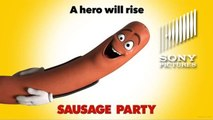 SAUSAGE PARTY Bande annonce VF